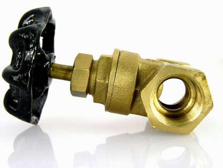 Water valve Stock Photo - 717780