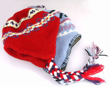 knitten: woolen Hat