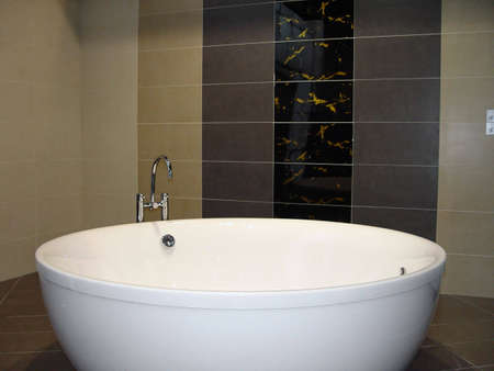 MODERN BATHROOM                                Stock Photo - 813440