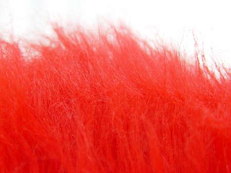 faux: rosso fuzz dettaglio come flamy abstract background