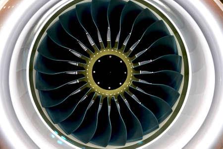 turbofan: motor de cuchillas