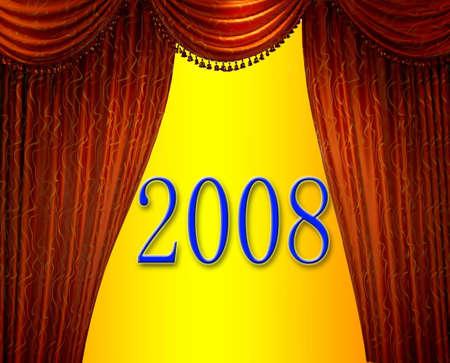 Celebrating 2008                                photo