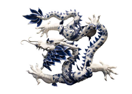 chinese dragon Stock Photo - 2283220
