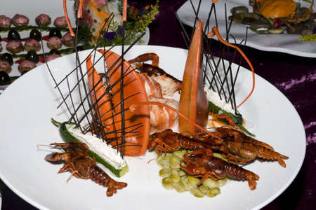epicure: Chinese meal lobster