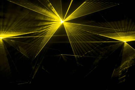 efectos especiales: Mostrar disco colorido con efectos especiales y fant�stico l�ser