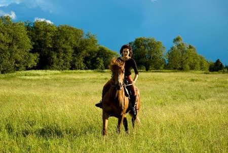 adrenaline: horse