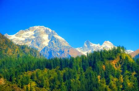 Parvati Valley, North India photo