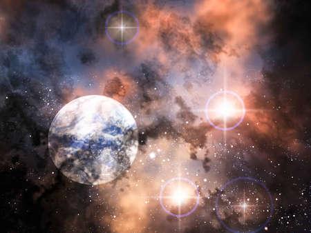 the universe: Resumen