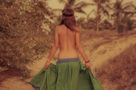 Hippie photo