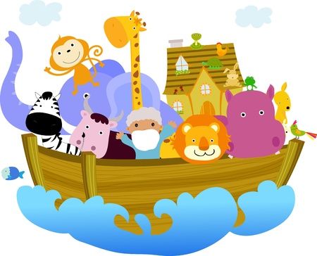 christian background: Noah s Ark