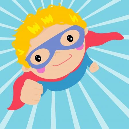 superman: super kid