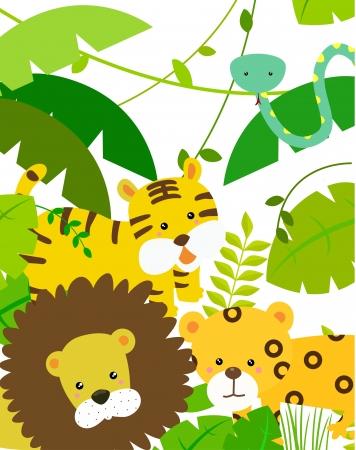large group of animals: Animals