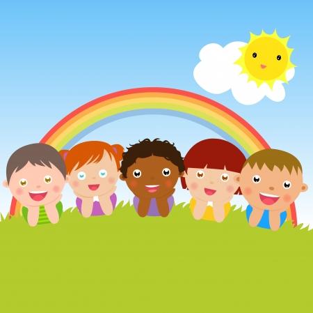 children Иллюстрация