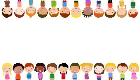 Kinder Standard-Bild - 21152187