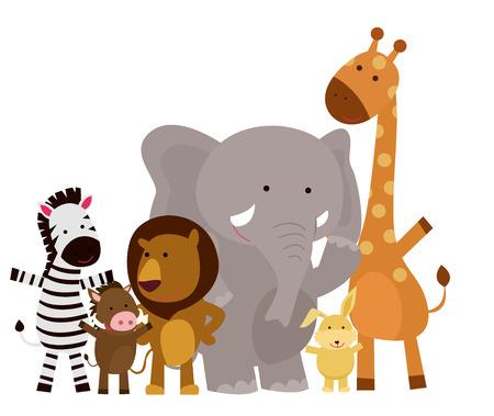 animales safari: Animales