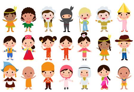 Monde des enfants  Banque d'images - 31057164