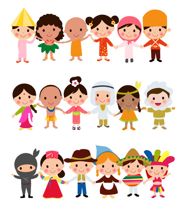 spanish culture: World kids