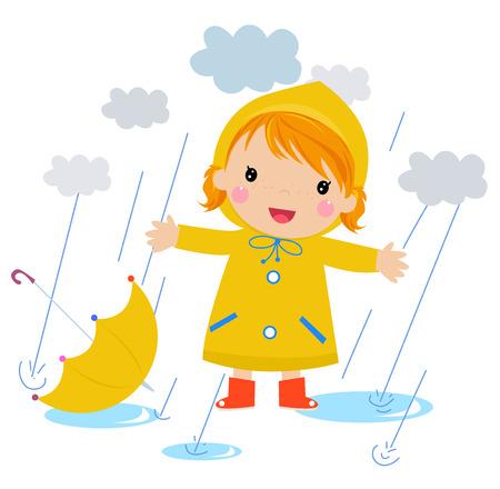 Rainning Vector