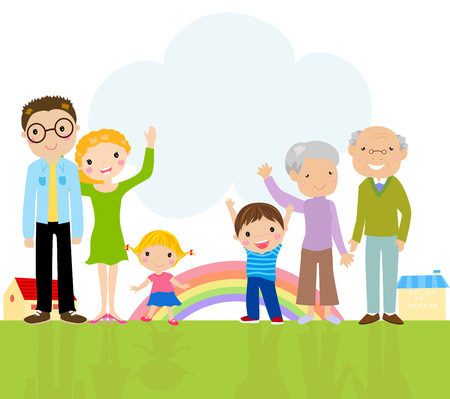 familia asiatica: Familia Vectores