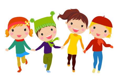 children running: Kids running