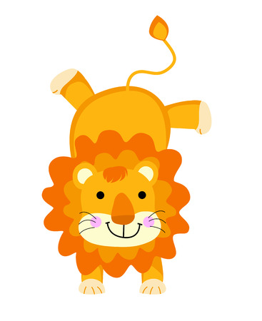 furry animals: León lindo