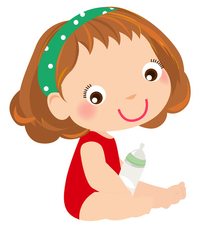baby girl: Baby girl