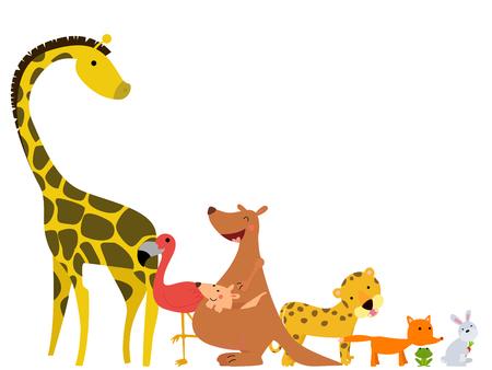 tawny: Animals