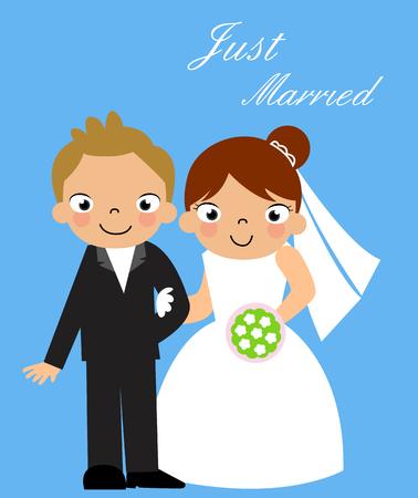 closeness: bride and groom
