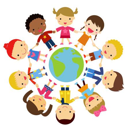 어린이와 세계