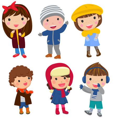 어린이 컬렉션의 그룹