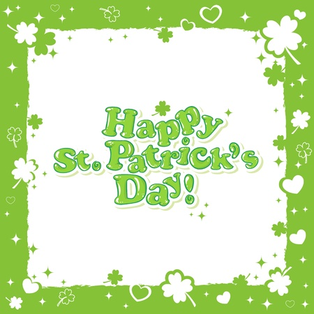 Saint Patrick Stock Vector - 17550695