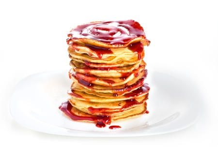pancakes, your text