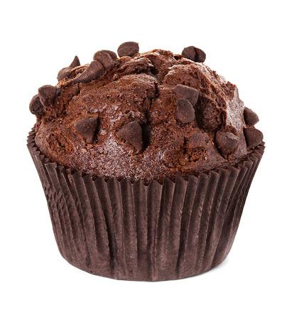 チョコレートのマフィン
