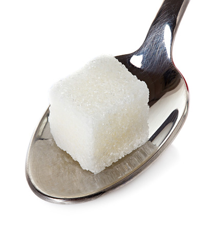 a spoonful of sugar cubes photo