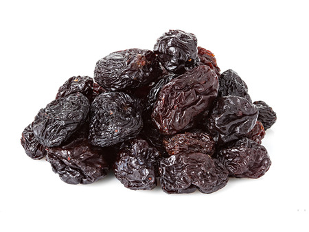 raisins isolated on white  Banque d'images