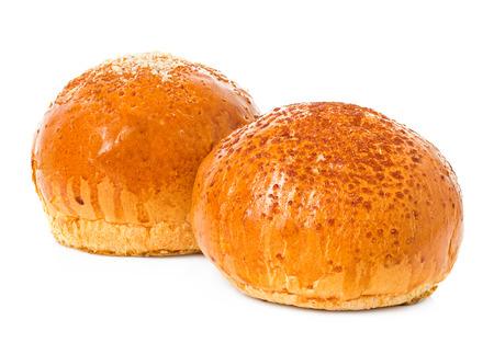 buns isolated photo