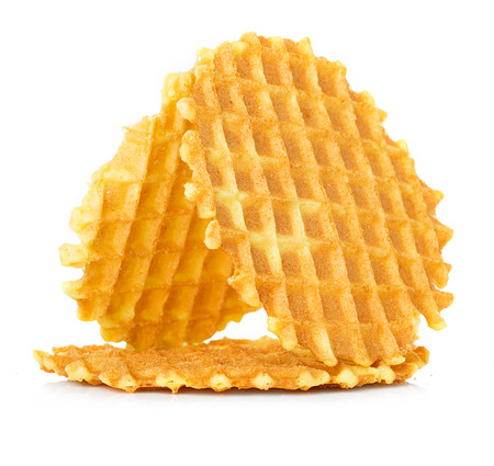 liege: Liege waffles Stock Photo