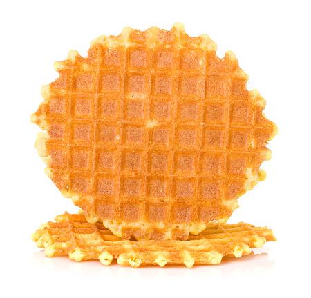 liege: Liege waffles Stock Photo