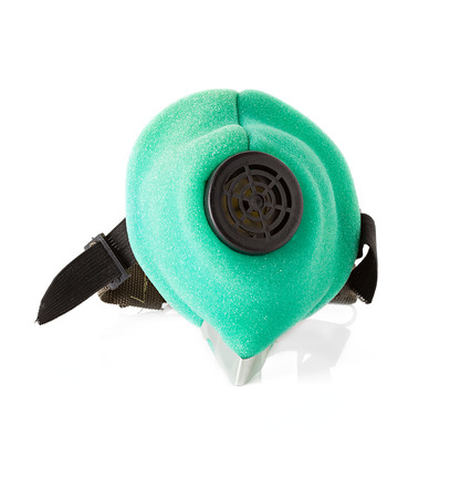 elementos de protección personal: respirador aislado