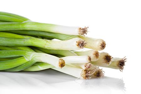 cebollin: Cebolletas frescas