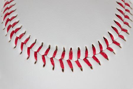 Honkbal detail close-up