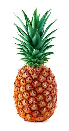 Ananas geïsoleerd op wit Stockfoto - 39467580