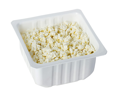 curd: Cottage cheese. Curd