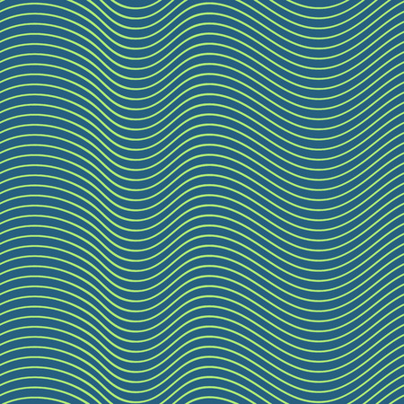 abstract waves: Seamless pattern with waves, abstract background Illustration