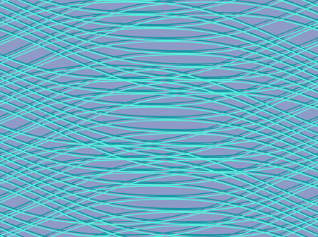 twisty: Wavy seamless pattern, vector light blue background