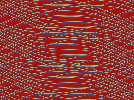 twisty: Wavy seamless pattern, vector background