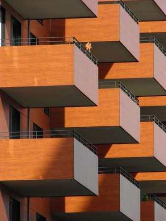 Balkone in Hamburg