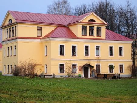 art school building, Veliky Novgorod