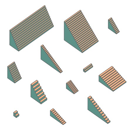 stair: Various kinds of stair