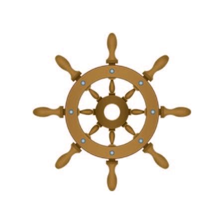 helm: helm of ship